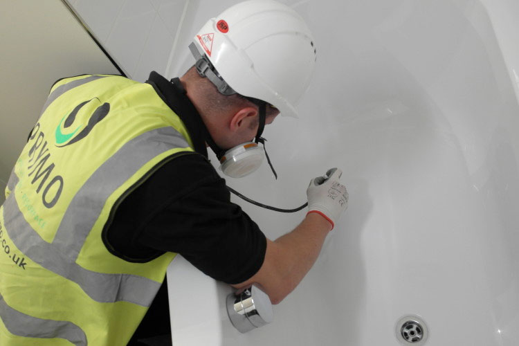Bath Repairs In Manchester