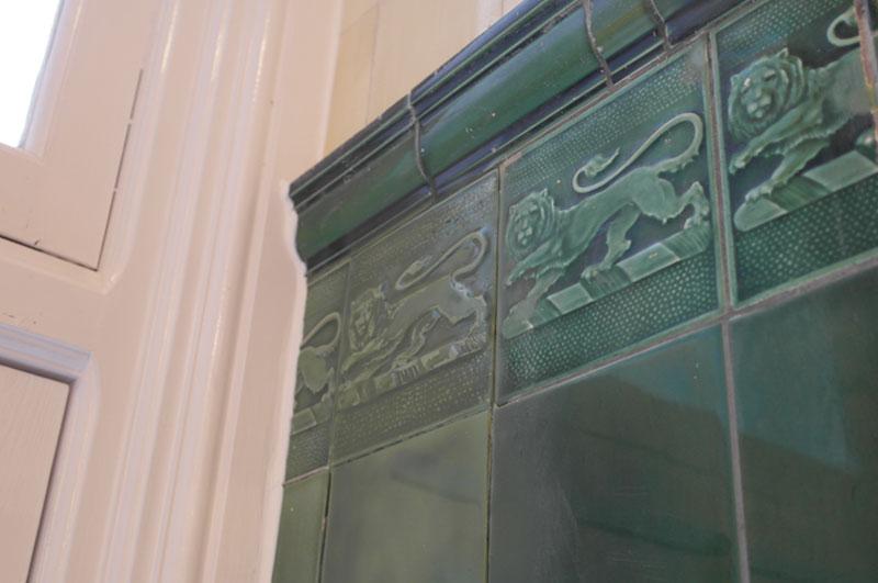 Heritage Tile Repairs & Restoration