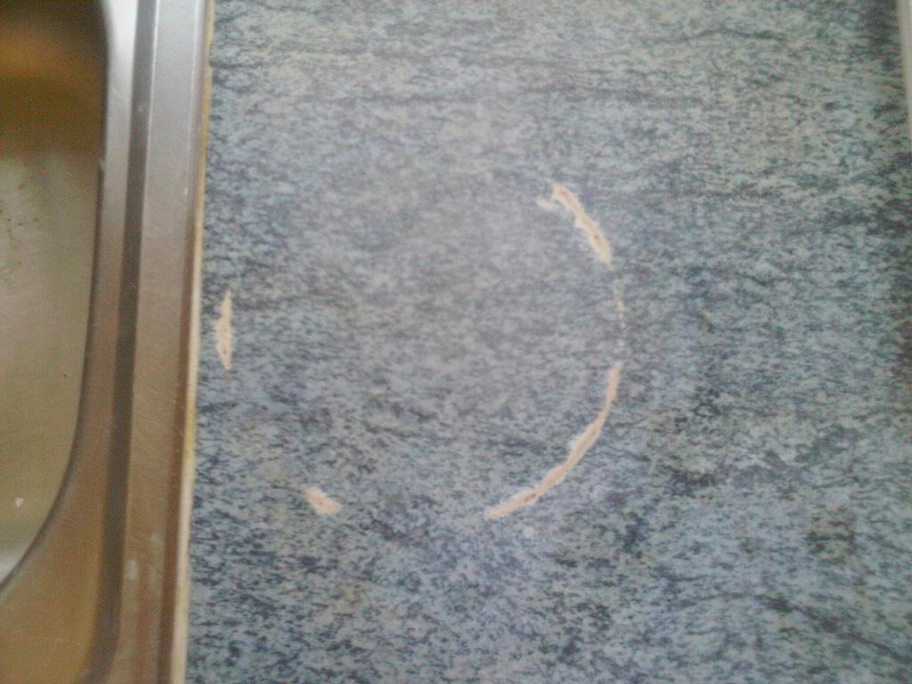 Worktop Repairs